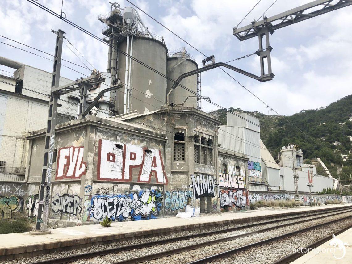 Estación Vallcarca