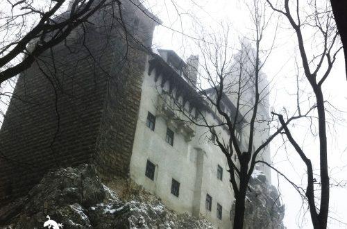 Castillo de Bran. Rumanía