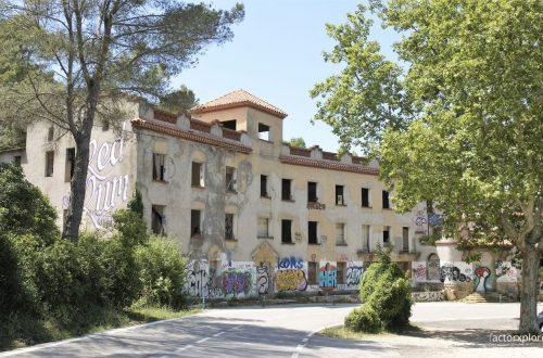 Hotel colonia Puig o antiguo hospital de sangre