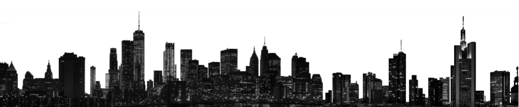 silueta ciudad