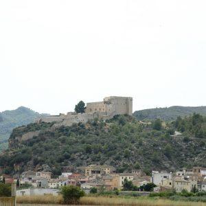 castillo de miravet. la orden del temple