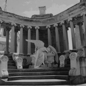 cementerio de montjuic, bienvenidos