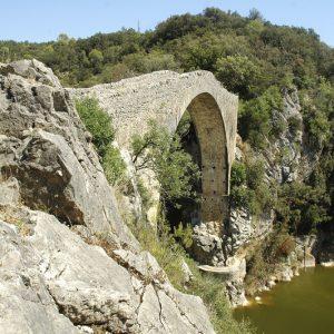 pont medieval de llierca