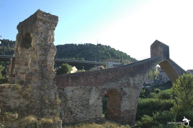 Pont del diable.martorell