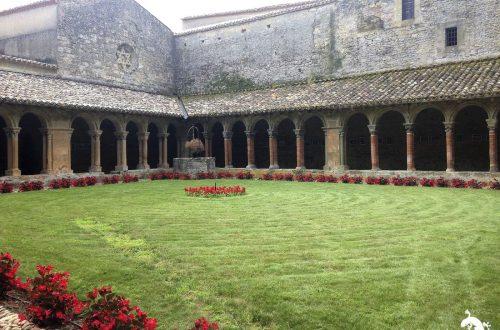 Saint Papoul. abadía de saint papoul
