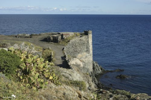 fort de la mauresque, port vendres