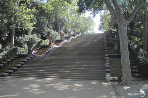 passeig o park de Jean Forestier