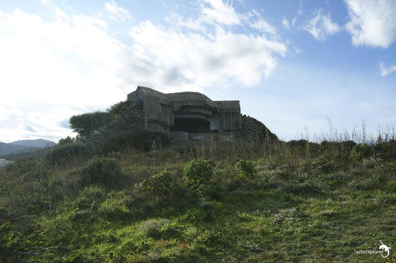 bunker mauresque. 00 portada