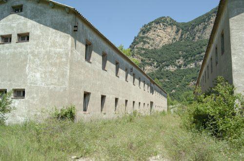 colonia ingenieros. 00 colonia abandonada de figols