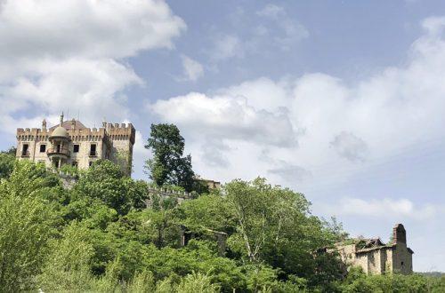 santuario de la consolació. minas de figols. 00 torre conde de figols. casa e iglesia