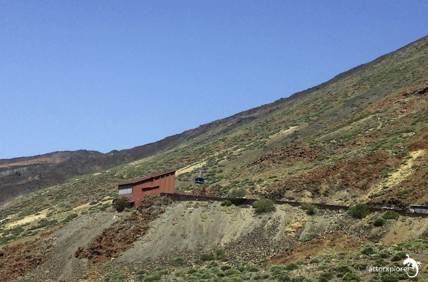 teide.-Teleferico-Teide