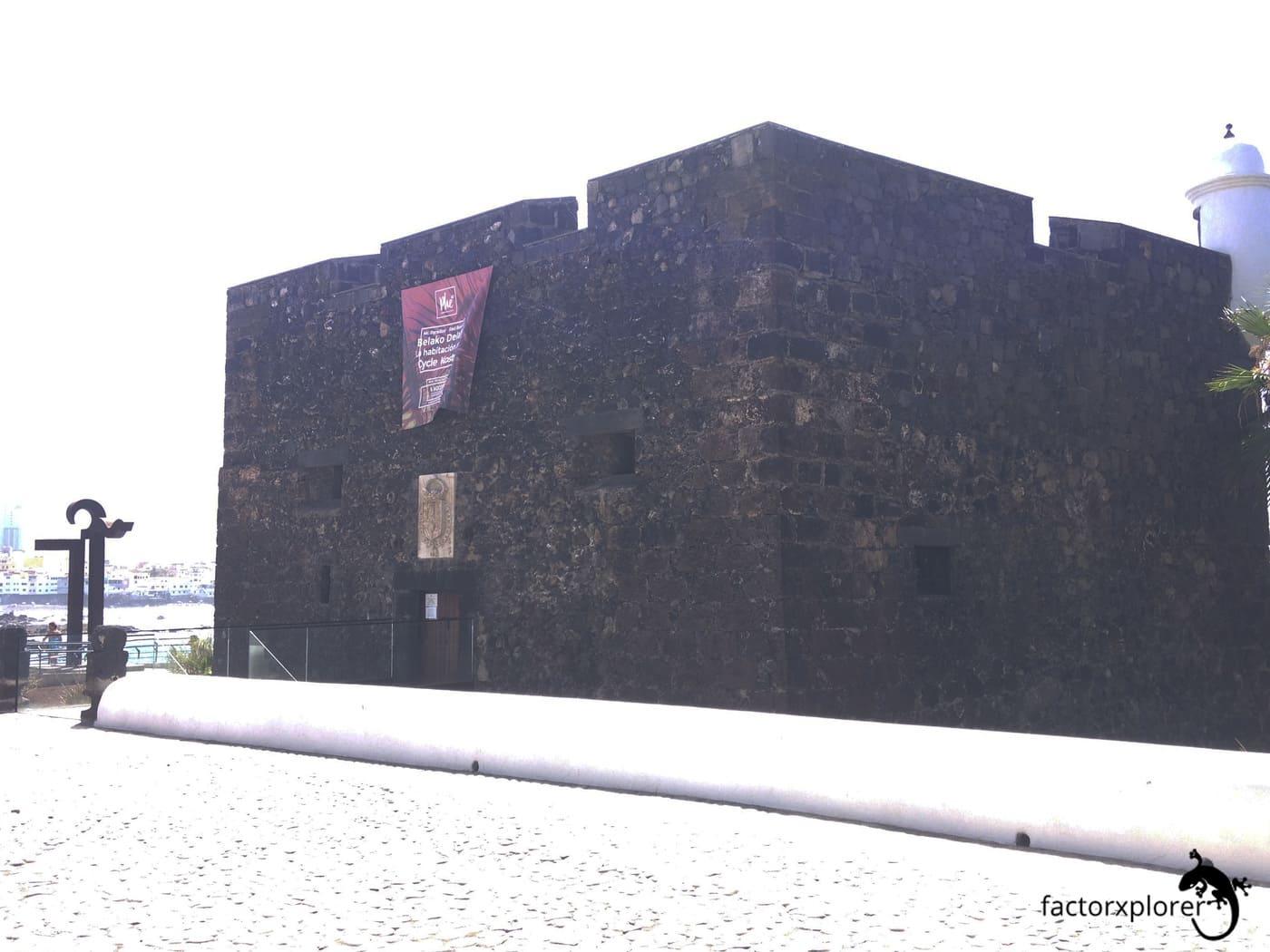 castillo de san felipe, puerto de la cruz