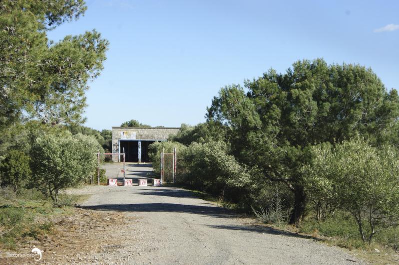 base loran, entrada