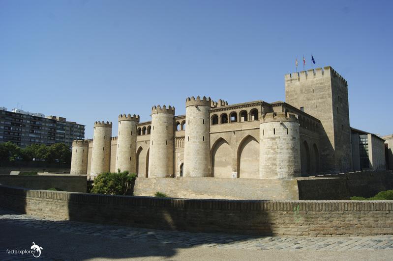 palacio de la aljafería. 00 visitar el palació de la aljafería